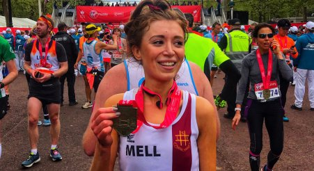 The Mental Health Benefits of Running By Melissa Oliver