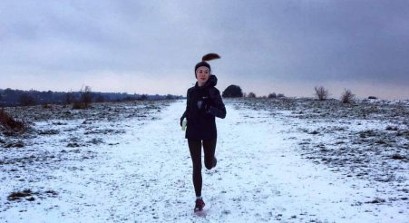 How to Stick to Your Winter Running Routine By Mel Oliver
